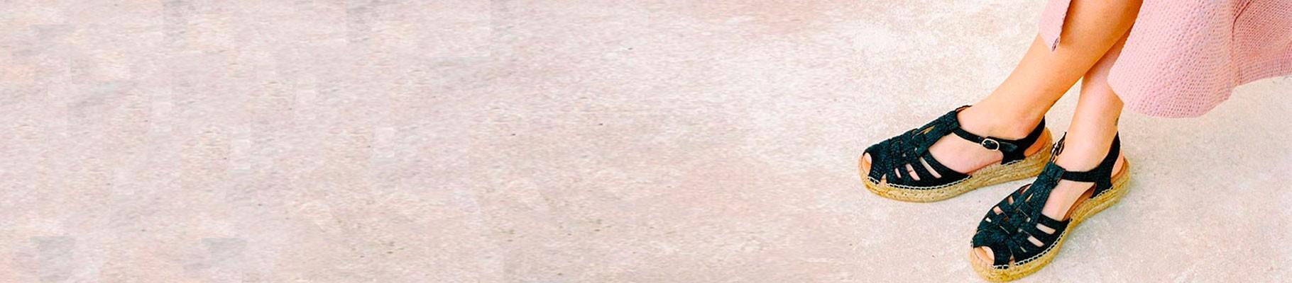 Sandalias para mujer en Suneonline